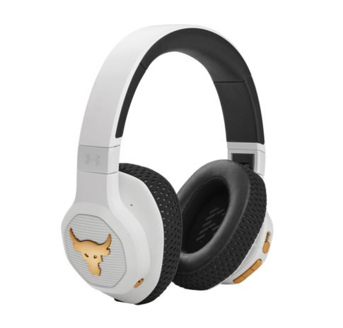 Project Rock Over-Ear Training Headphones with ANC