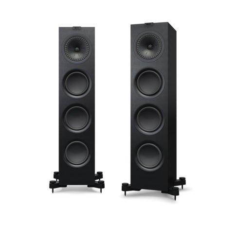 KEF Q750, (Black)