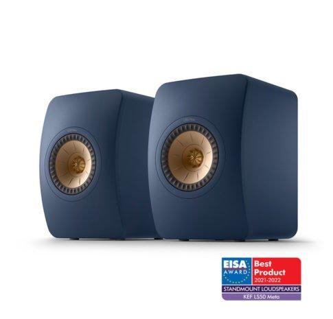 KEF LS50 meta, ( Royal Blue )
