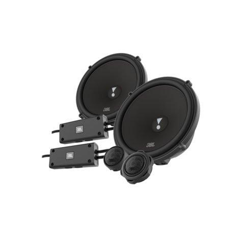 Stadium 62CF, Car Speakers, 6.5″ Component, No Grill